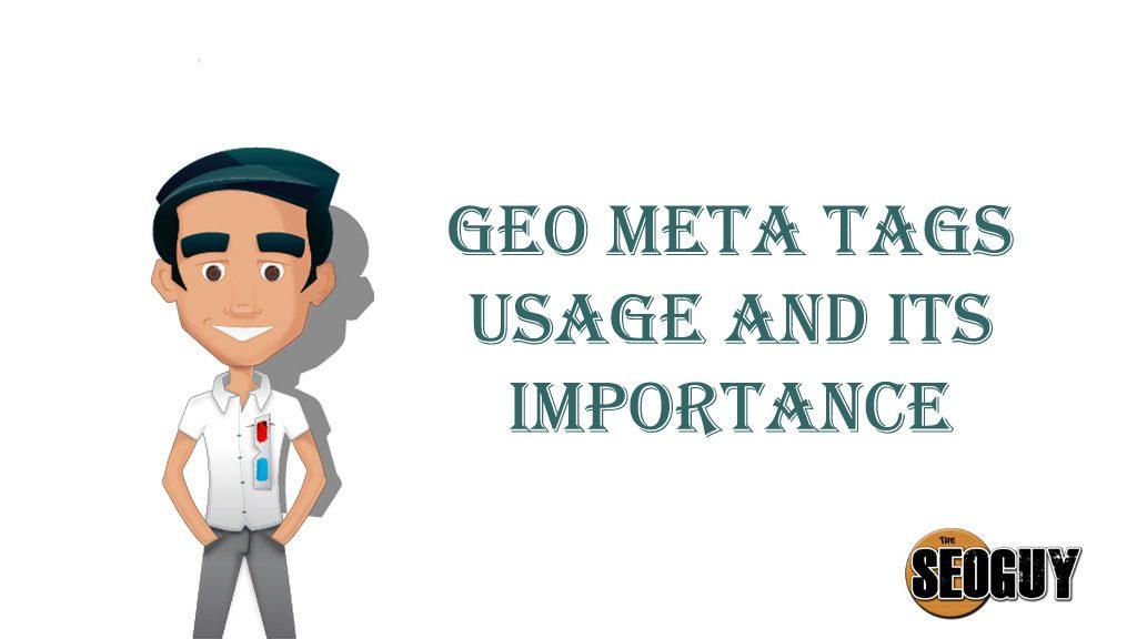 Geo Meta Tags