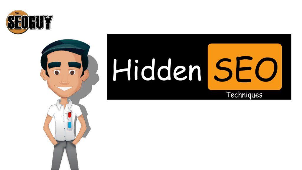 Hidden SEO Techniques