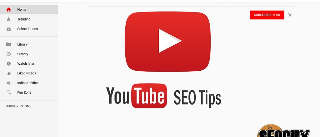 YouTube SEO Tips to rank your videos on Top