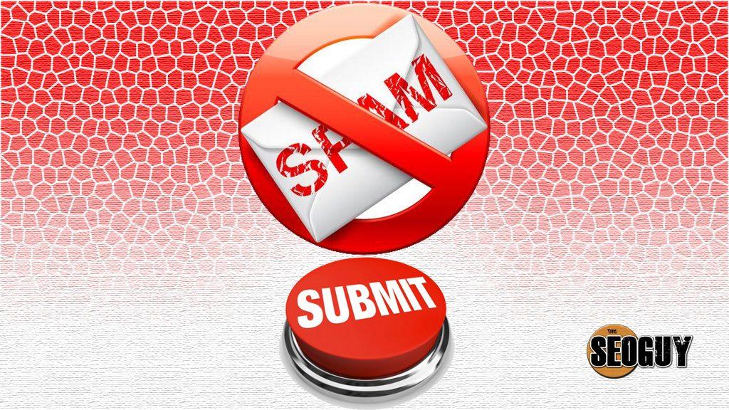report a spam website