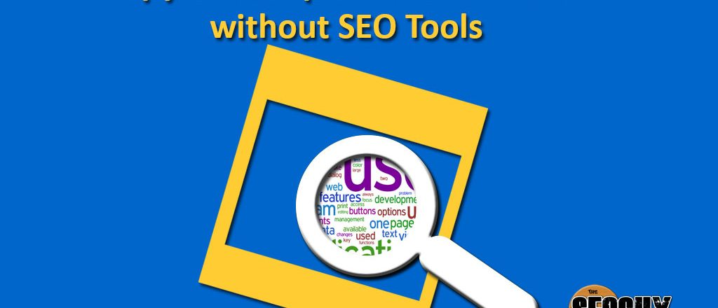 Here is how to find out competitor backlinks without SEO Tools