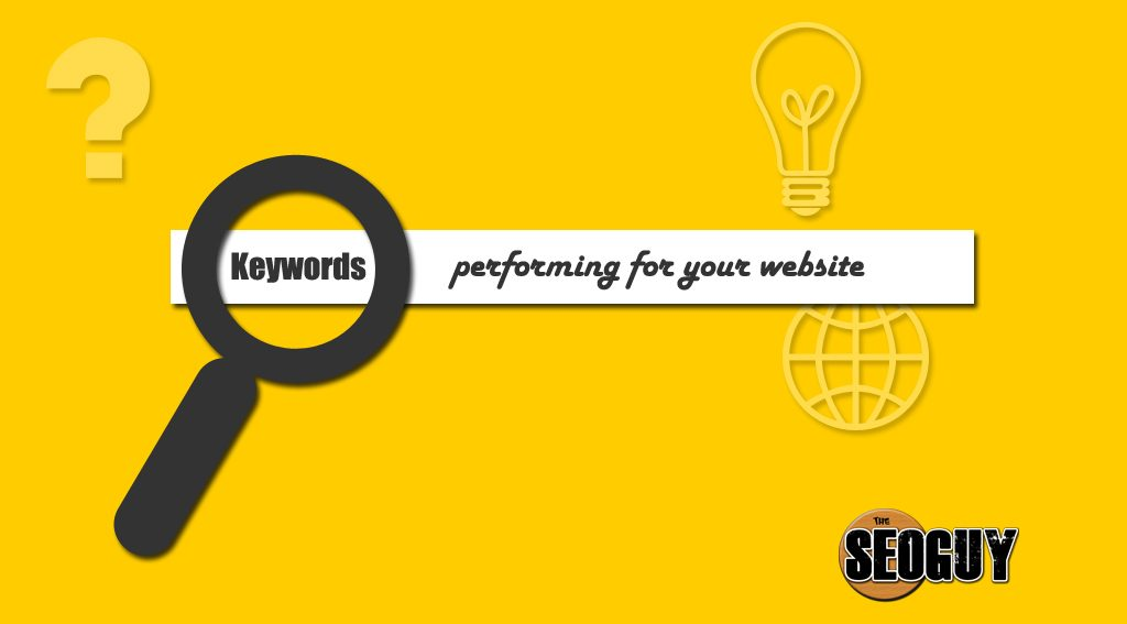 performing for your website