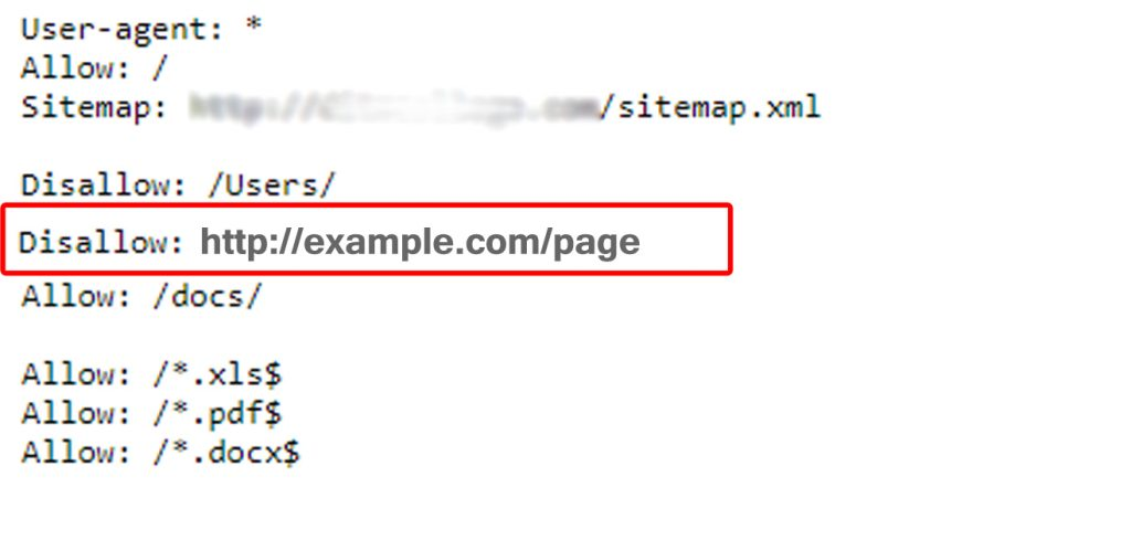 Robots file step 5 - fix 404 errors on your website
