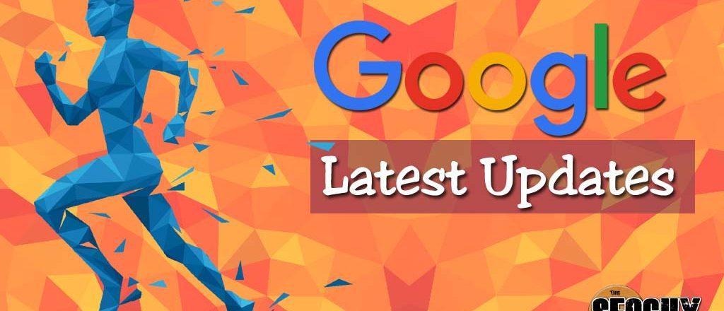 Google News- Google algorithm update